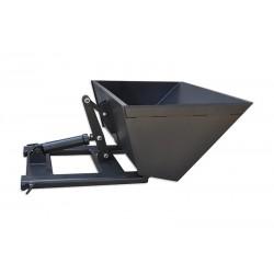 Szufla hydrauliczna na widły wózka, pojemność łyżki 0,45m3