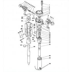 Tuleja narzędziowa dolna typ BRH501