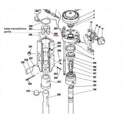 Tuleja narzędziowa górna typ BRH501