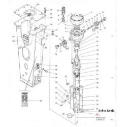 Dolna tuleja narzędziowa typ BRH250