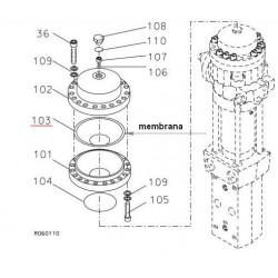 Membrana niskiego ciśnienia RAMMER S25