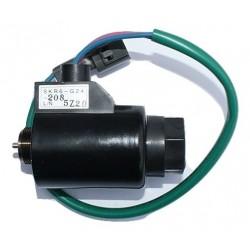 Elektrozawór cewka solenoid Hitachi CNH 71443516