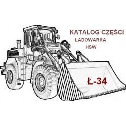 Katalog części do ładowarki HSW Ł-34
