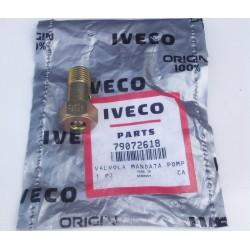 Zawór nadmiarowy pompy paliwa (M14) Iveco 79072618, Bosch 1 417 413047