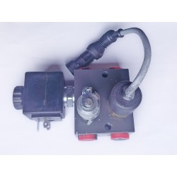 Elektrozawór IVECO 42559945