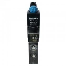 Zawór hydrauliczny blok cewki Bosch Rexroth CNH 76595044