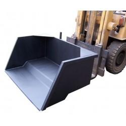 Szufla mechaniczna do wózka widłowego 0,40m3