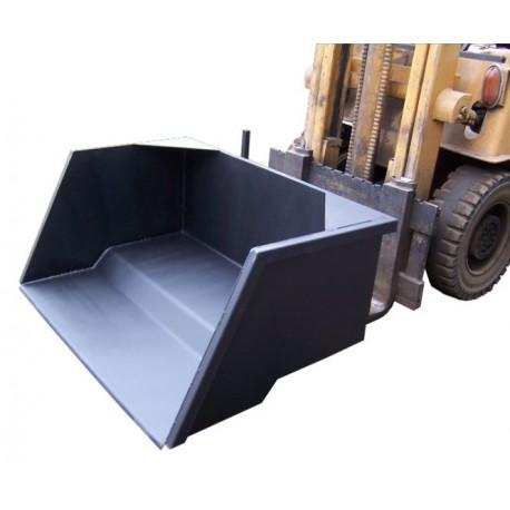 Topnotch szufla mechaniczna na widły wózka widłowego widlaka DH47